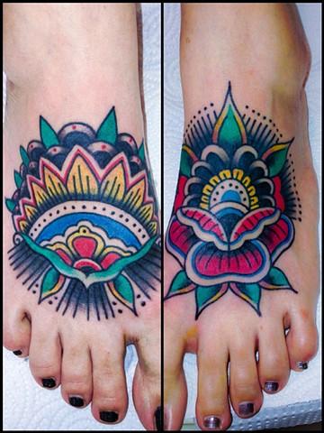 Da Feet