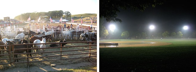 rodeo / ball park