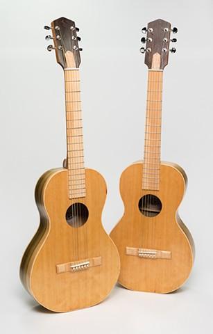 Sister six strings