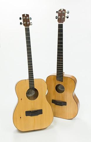 Sister Parlor Tenor Guitars