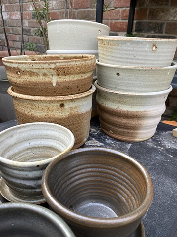 Plant Pots ready for sale at Wildflowers Boutique Corpus Christi