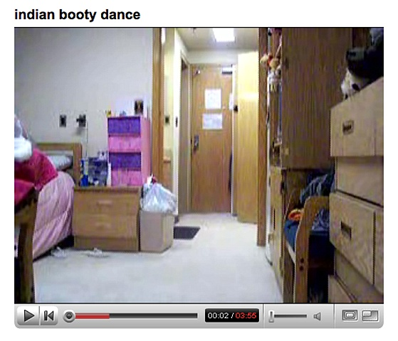 Indian Booty Dance