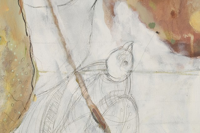 Amazonia and Beyond (detail)