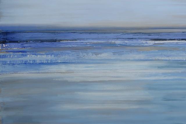 Silver Water II