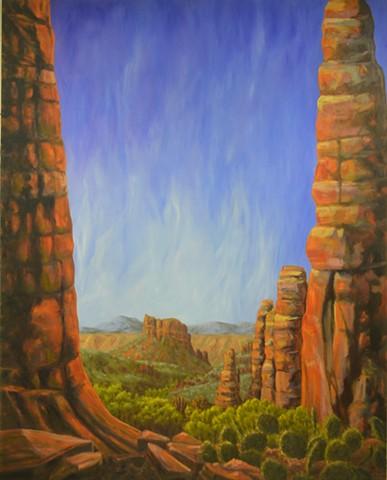 Sodona Landscape