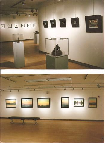 Idaho State University Pamela Swenson Exhibit - 2007