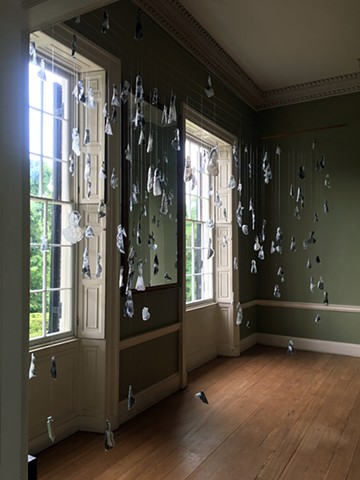 Unmaking and Making at Woodlawn Mansion, Alexandria, VA