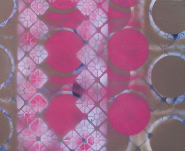 untitled (pink lace)