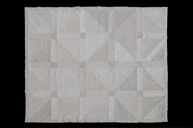 Pieced linen
