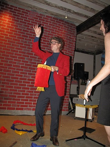 Magician Project - with Magic Bag