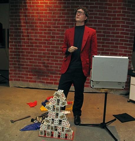 Ross Moreno Magician Project