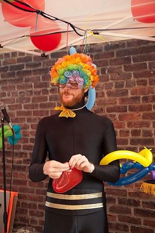 Elegy of the Balloon Artist