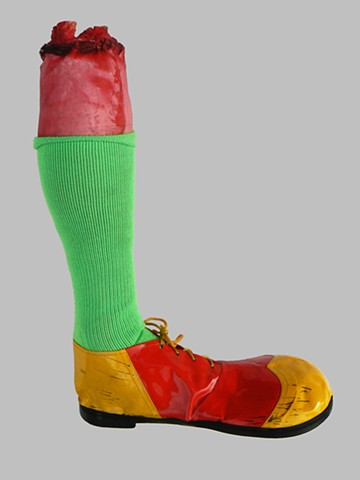 Severed Clown Leg