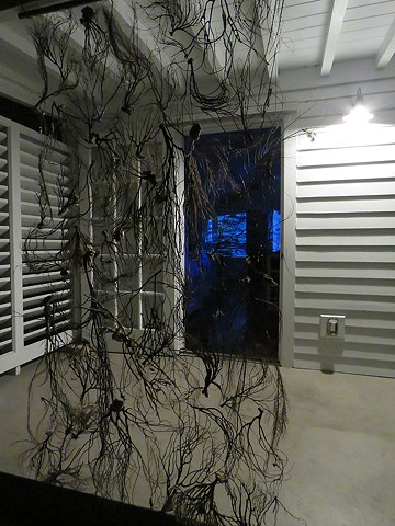 Dimitra Skandali, The Studios of Key West, Key West, Contemporary Art, Aegean Sea, Site specific installation