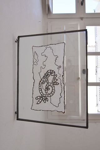 Stitch by stitch geographies (kofto)