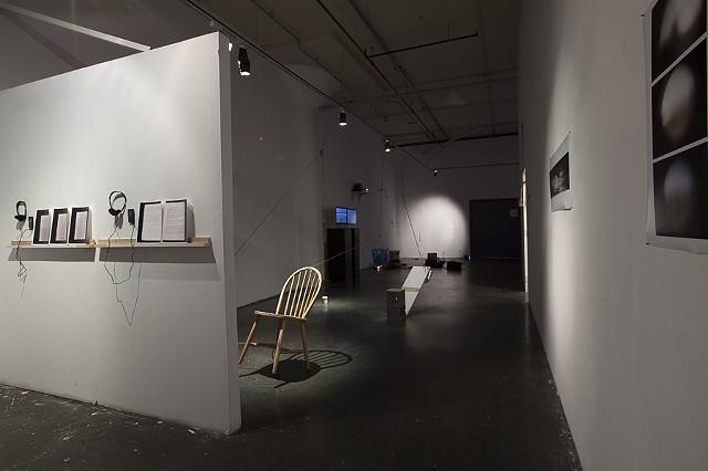"""""""Benthic Signals"""" in collaboration with David Janesko"""
