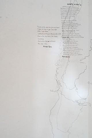 Chandra Cerrito Contemporary, Oakland, San Francisco, Bay Area, Dimitra Skandali, Takako Matoba, connecting people, site specific installation, Peripheral Visions Program, Peripheral Visions, jArtist-In-Residency