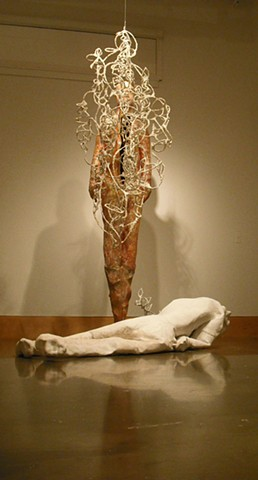 Figurative Sculpture, Near Death Experience, Out of Body Experience