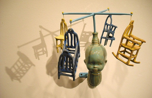 Baby Mobile, Baby Sculpture, Baby Furniture, Homunculus