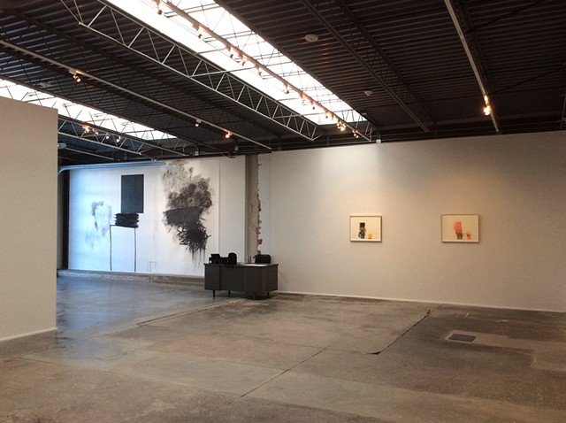 Marfa Contemporary, 'Framing the Unframable', Wall Drawing and 10 Works on Paper