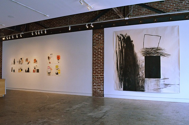 Review of Purge Exhibition at Sandler Hudson Gallery in Burnaway.org 2012