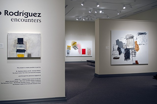 Huntsville Museum of Art, Encounters : Rocio Rodriguez