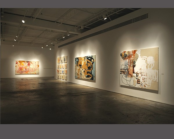 Selected Paintings 2010 - 2005