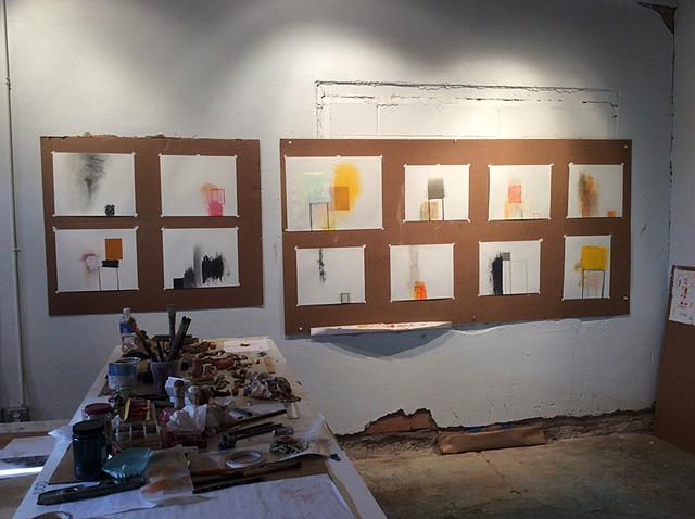 Studio- Artist in Resident-  Marfa Contemporary, Marfa, TX