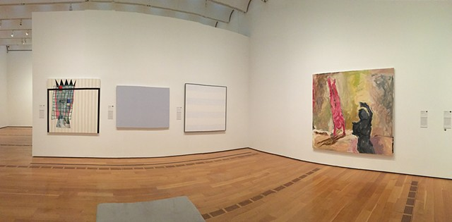 high museum of art, contemporary painting, women artists