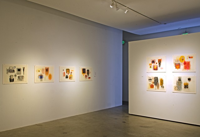 Rocio Rodriguez: Thirty Years on Paper at MocaGA Atlanta, GA 103 Works on Paper on exhibit