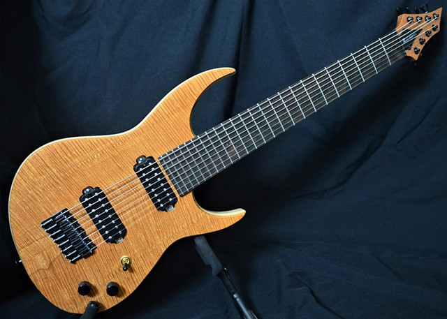 8-String Guitars