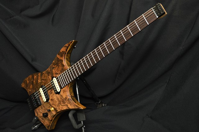 Headless Walnut 6-String