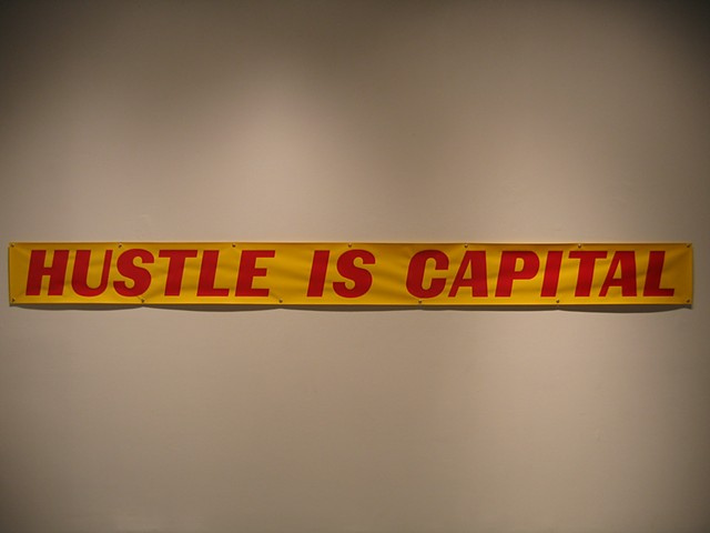(Hustle is Capital)