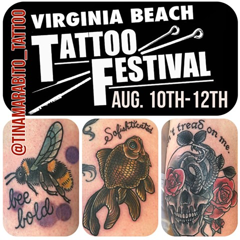 Virginia Beach Tattoo Festival