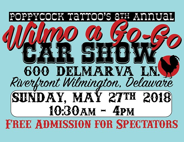 8th Annual Wilmo a Go-Go Car Show