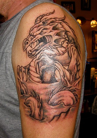 Dragon Tattoo