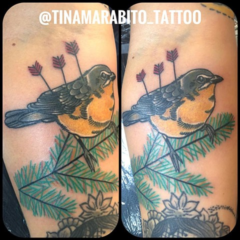 Songbird Tattoo