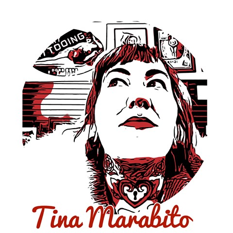 Tina Marabito Owner & Tattoo Artist