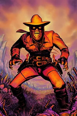 Lone Changer Stephen Graham Jones Mongrels Werewolf Wolfman Lycan Lycanthrope Lone Ranger