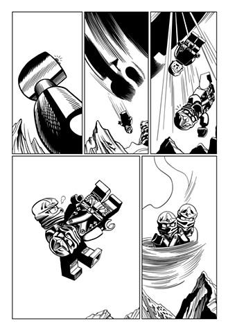 Ninjago 8