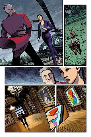 Tales from the Crypt JayJay Jackson Colorist