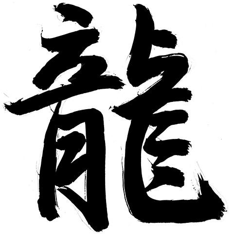 Stan Lee Lee's Zodiac Legacy Dragon kanji