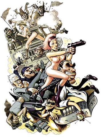 Revvvelations comic cover