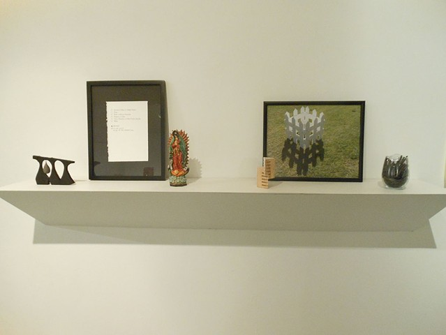 CA$H & CARRY Show at Good Children Gallery--installation shot