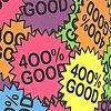 400% Good
