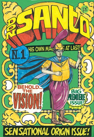 """Behold The Vision"" (Cover 0000)"