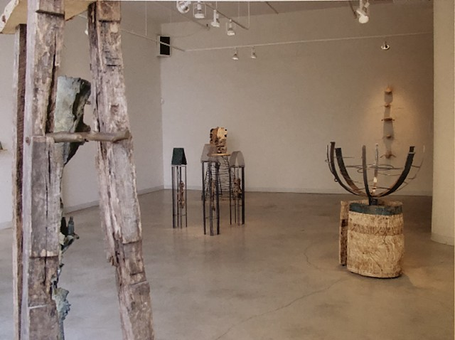 Solo Sculpture Show at Tory Folliard Gallery, Milwaukee, WI