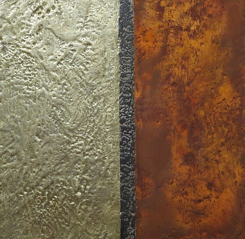 abstract fine art encaustic contemporary abstract painting