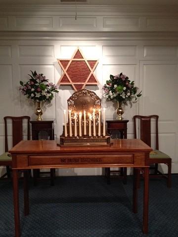 Judaica, sacred objects, Star of David, Magein David