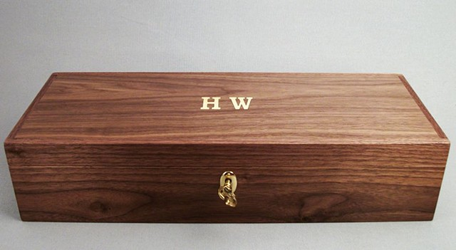 custom wood box, heirloom box, personalized heirloom box